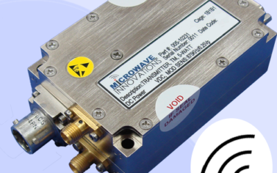 New 5-Watt 315 MHz P-Band Transmitter Announced